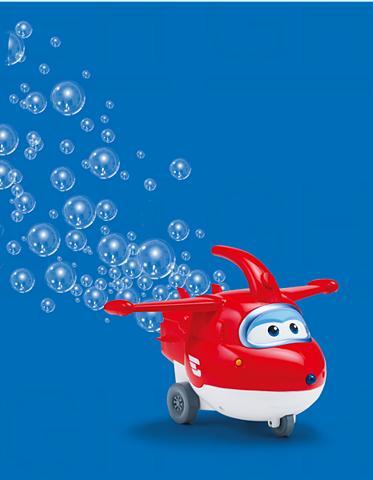 SUPER WINGS Žaislas »Bubble Blast Jett«