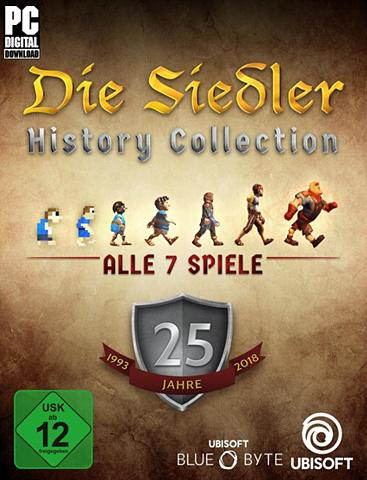 UBISOFT Die Siedler History Collection PC