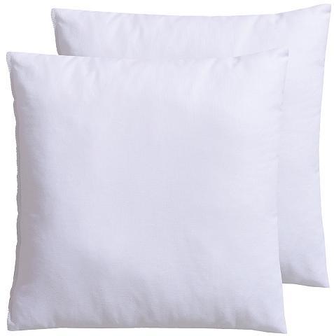 f.a.n. Schlafkomfort Microfaserkissen »Kissenparade« Bezug:...