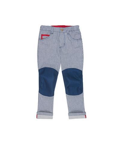 FINKID Kelnės su 5 kišenėmis su Streifen-Must...