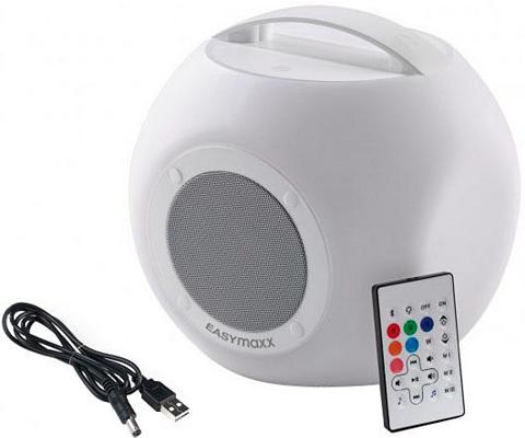 EASY MAXX EASYmaxx »Colorcube« Bluetooth graso k...