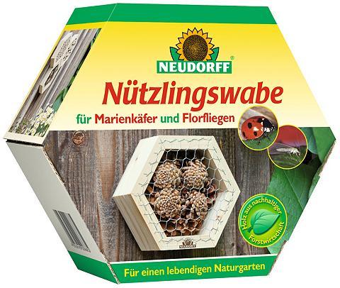 NEUDORFF Bičių/vabzdžių namelis »Nützlingswabe«...
