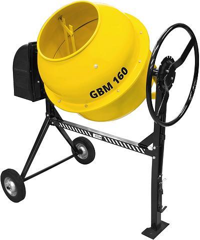 GÜDE GÜDE betono maišyklė »GBM 160«