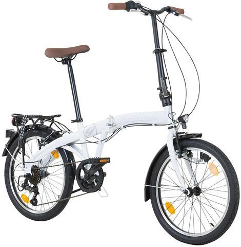 GALANO Sudedamas dviratis » Parklane« 6 Gang ...