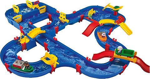 BIG Vandens žaislas su Valtys Amphibienaut...
