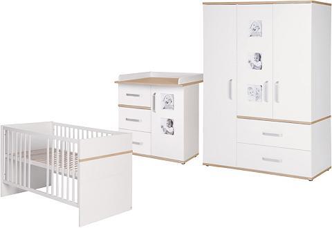 roba ® Babyzimmer-Komplettset »Pia« (Set 3-...