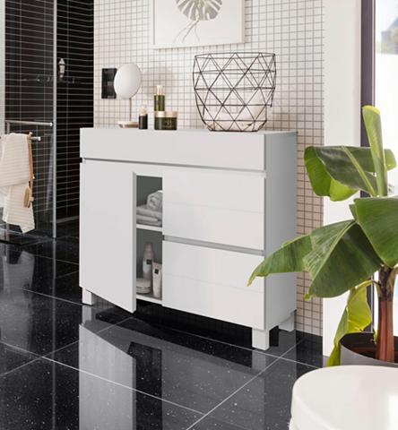 Home affaire Vonios komoda »Kaika« Breite 80 cm