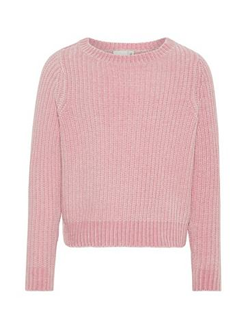 NAME IT Grober Megztinis