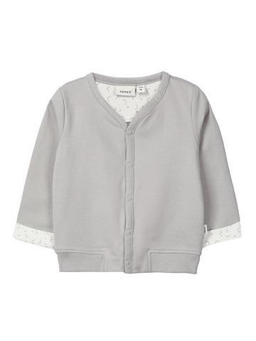 NAME IT Ilgomis rankovėmis marškinėliai Bliuzo...