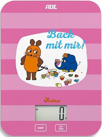 ADE Küchenwaage »KE1801 Die Maus« Edition ...