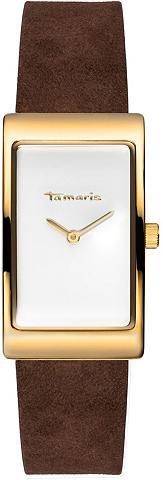 TAMARIS Laikrodis »Aila brown gold TW026«