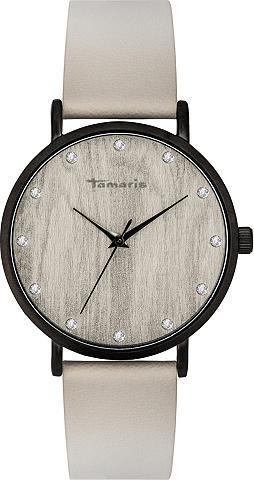 TAMARIS Laikrodis »Alva wood black TW033«