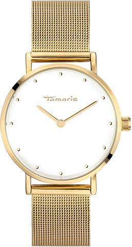 TAMARIS Laikrodis »Anda gold blue TW001«