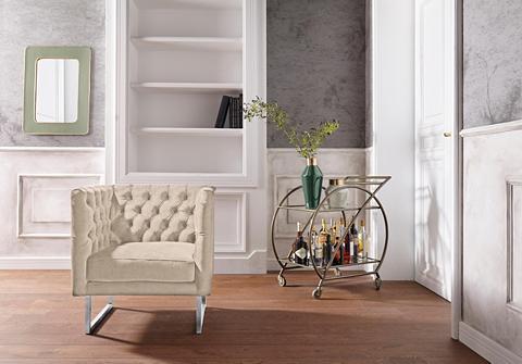 GUIDO MARIA KRETSCHMER HOME & LIVING GMK Home & Living Fotelis »Colombes« s...