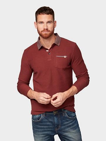 TOM TAILOR Marškinėliai ilgomis rankovėmis »Polos...