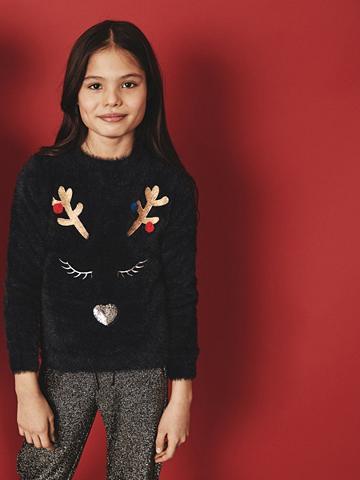 NAME IT Weihnachts Megztinis