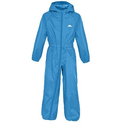 Trespass Overall »Kinder Regenanzug Button«