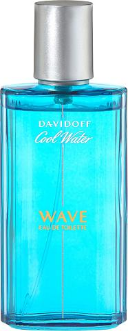 DAVIDOFF Eau de Toilette »Cool Water Wave Man«