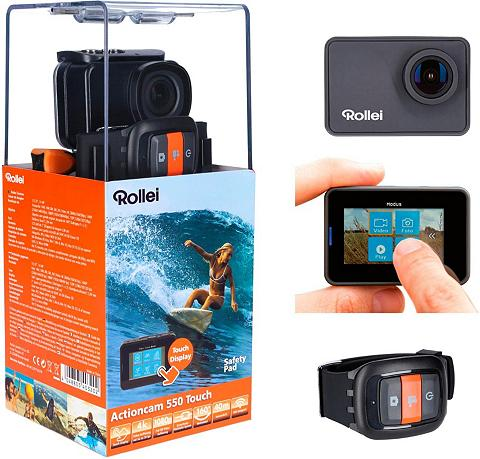 ROLLEI »550 Touch« Action Cam (4K Ultra HD WL...