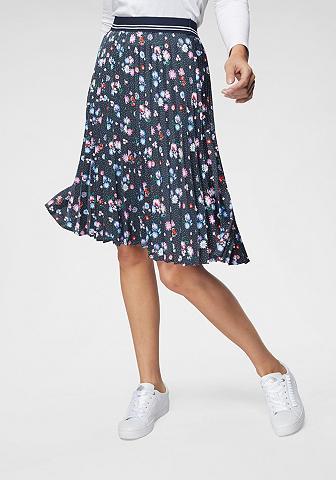 TOM TAILOR Klostuotas sijonas