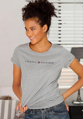 TOMMY HILFIGER Marškinėliai »Modern Cotton« su Logo-P...