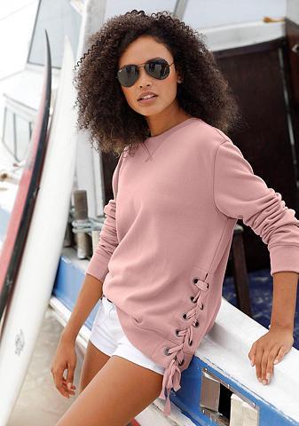 VENICE BEACH Sportinio stiliaus megztinis su Schnür...