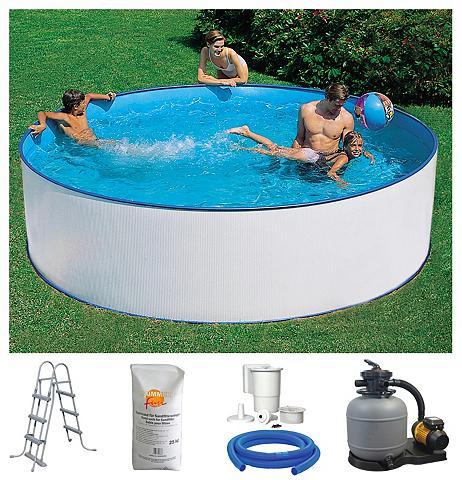 KONIFERA Rinkinys: apvalus baseinas »USEDOM II«...