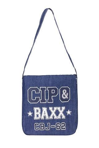CIPO & BAXX Cipo & Baxx Herren Rankinė su ilga ran...