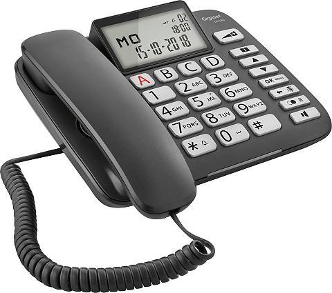 GIGASET »DL580« Didelis mygtukinis telefonas