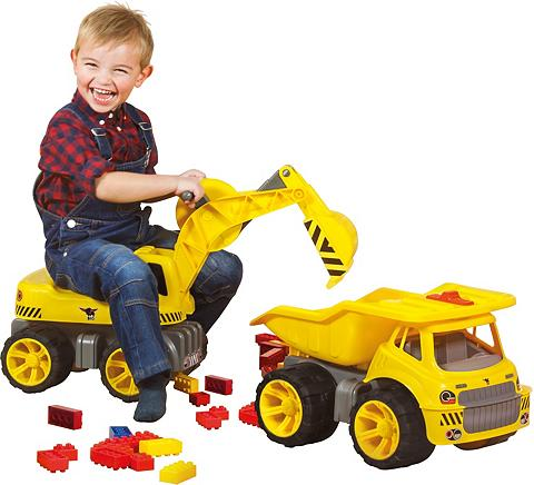 BIG Spielzeug-Bagger