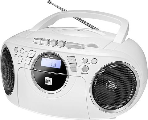 DUAL »P70« Boombox (FM-Tuner 3 Watt)