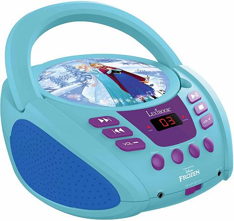 LEXIBOOK Radio CD grotuvas »Disney Frozen«