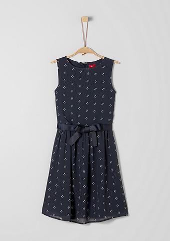 S.OLIVER RED LABEL JUNIOR Feines suknelė su raštas dėl Mädchen