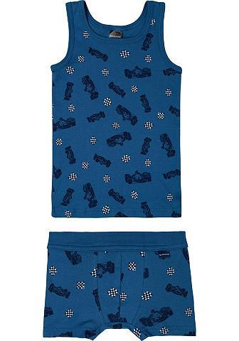 SCHIESSER Rinkinys: Apatiniai marškinėliai (2 Te...