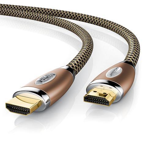PRIMEWIRE Premium HDMI 2.0 kabelis su 4k Ultra H...