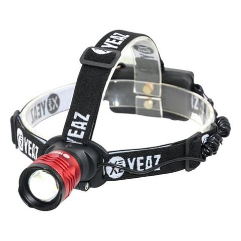 YEAZ Stirnlampe (1-St) fokussierbar su Akku...