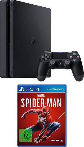 PlayStation 4 siauras (PS4 Slim) 500 G...