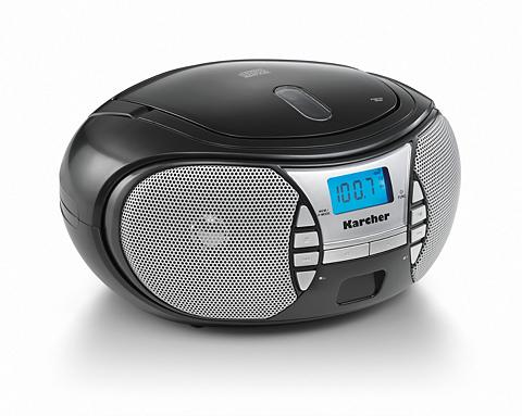 Karcher »RR 5025-B« CD-Player (1 W)