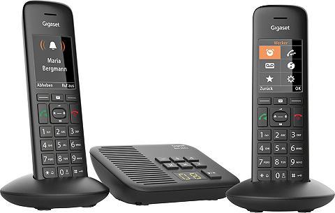 GIGASET »C570A Duo« Bevielis DECT-Telefon (Mob...
