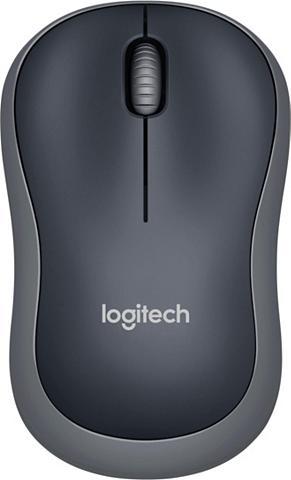 LOGITECH »M185 Wireless« Kompiuterinė pelė (Fun...