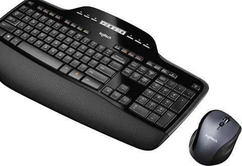 LOGITECH »MK710 Wireless Desktop« Klaviatūra (H...