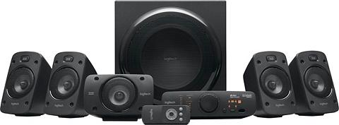 LOGITECH »Z906 Surround Sound« 5.1 Garso sistem...