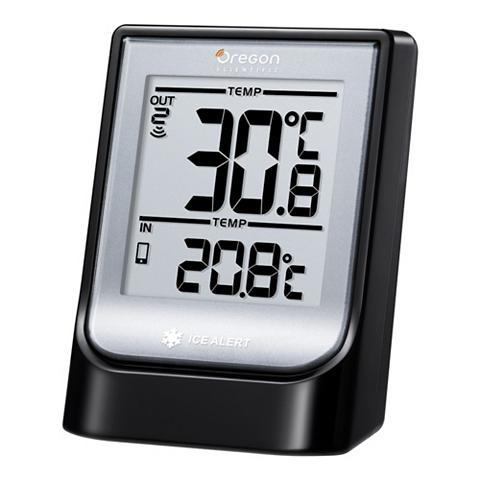 Oregon Scientific Funkthermometer »Weather@Home (innen/a...
