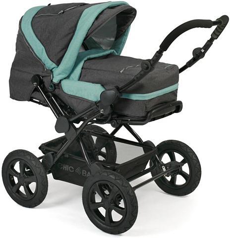 CHIC4BABY Vaikiškas vežimėlis su herausnehmbarer...