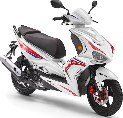 LUXXON Motoroleris »F18 45« 49 ccm 45 km/h Eu...