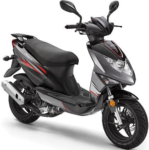 LUXXON Motoroleris »RY7 45« 49 ccm 45 km/h Eu...