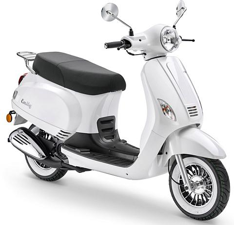 LUXXON Motoroleris »Emily 45« 49 ccm 45 km/h ...