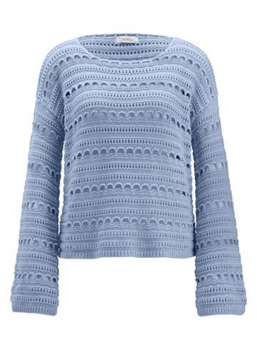 heine CASUAL Megztinis su skylutės