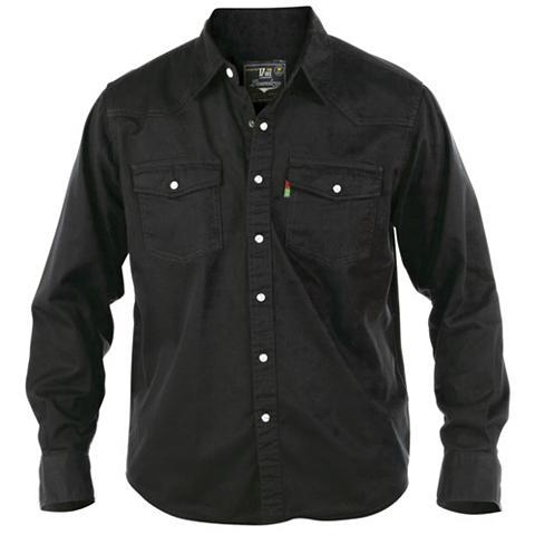 Duke Clothing Jeanshemd »Herren Western Džinsai Hemd...