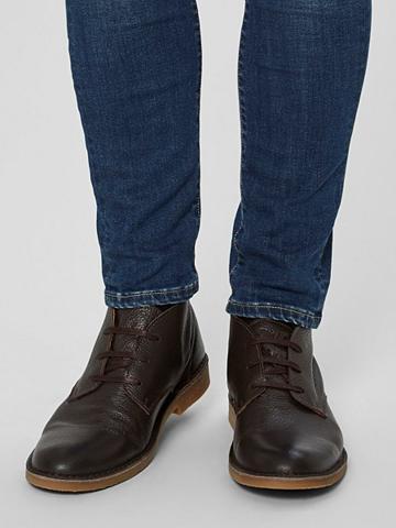 SELECTED HOMME Desert-Leder Ilgaauliai batai